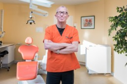 Philippe Coquelin Dentiste photo Yves Rousseau